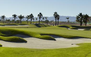 Parcours du golf Mar Menor Golf