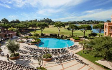 Golf stay at Quinta Da Marinha Resort