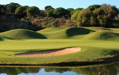 Golf course Cabopino Golf  Marbella