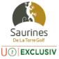 Logo Saurines Golf
