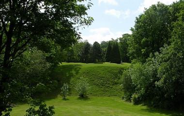 Parcours du golf UGOLF Rosny-Sous-Bois