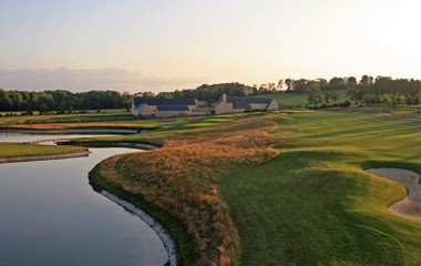 Golfplatz Golf Omaha Beach
