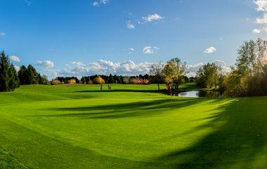 Green-Fee and golf de Sénart