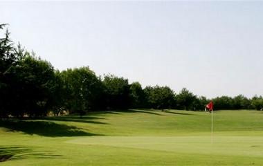 Parcours du golf UGOLF Cergy-Vauréal