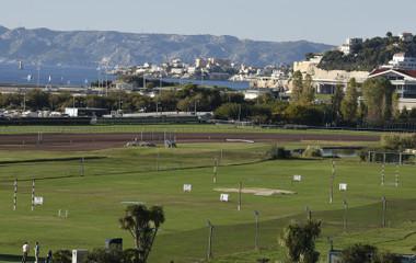 Parcours du golf UGOLF Marseille-Borély