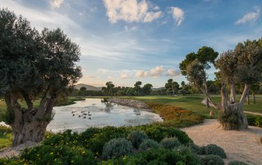 Club de Golf de Son Servera - 18 holes