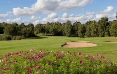Parcours du golf UGOLF Rouen La Forêt Verte