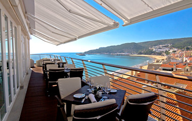 Golf stay at Sana Sesimbra Hotel