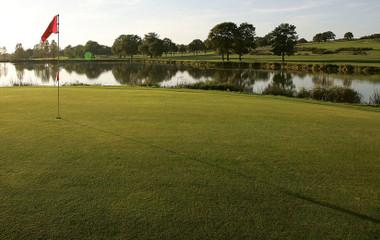 Parcours du golf Golf de la Jonchère