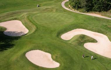Parcours du golf Golf de Barbaroux