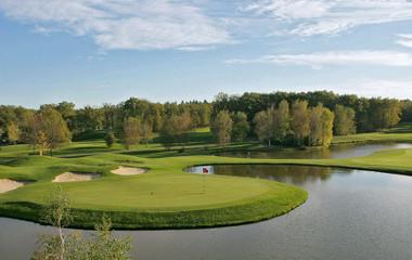 Golfplatz Golf d'Orléans Limère