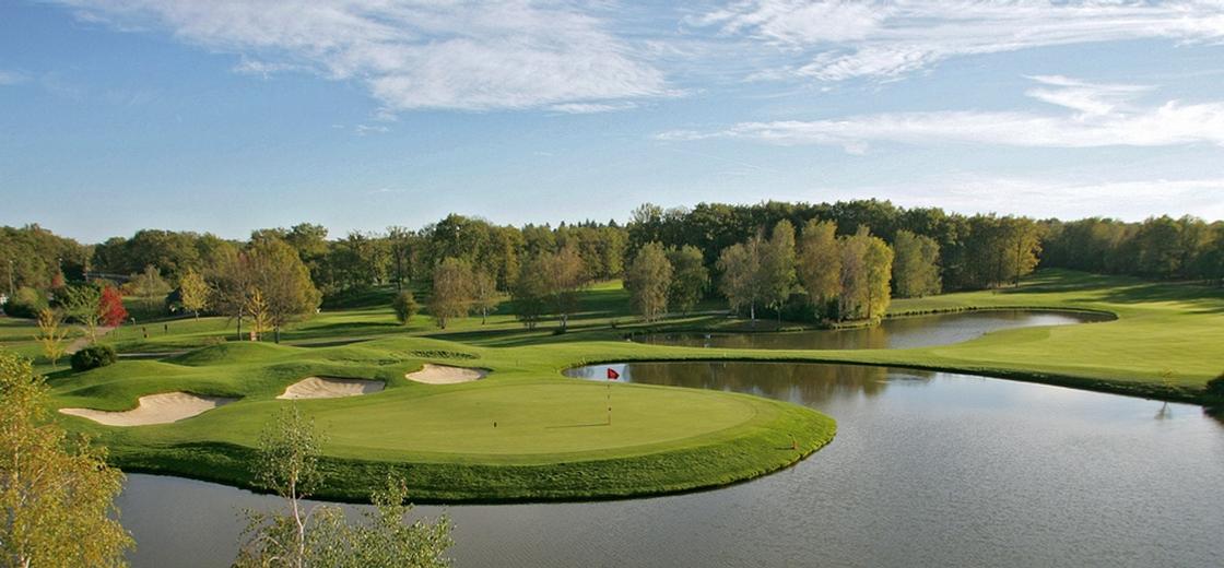 Parcours du golf Golf d'Orléans Limère