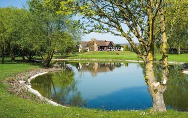 Golf course Golf de Gaillon