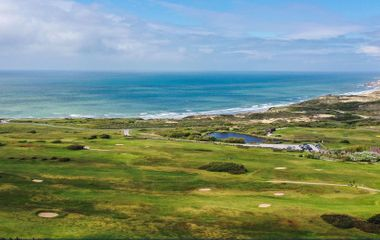 Golf course Golf de Wimereux