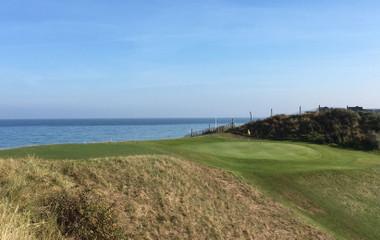 Golfplatz Golf de Cabourg Le Hôme