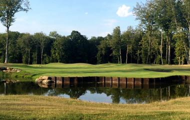 Parcours du golf Golf International de Longwy