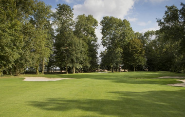 Parcours du golf Golf de Caen Garcelles