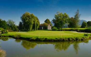 Golfplatz GC Berchtesgadener Land