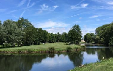 Golfplatz Golf du Château d'Humières