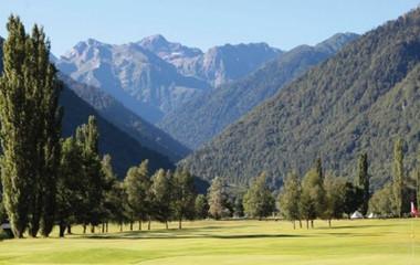 Parcours du golf Golf Centenaire Municipal de Luchon
