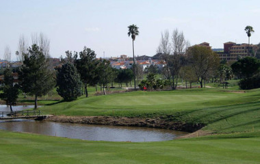 Parcours du golf Golf Guadiana