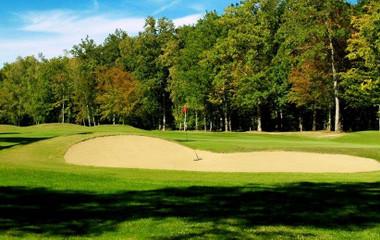 Campo de golf Golf de Clairis