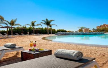 Übernachtung im Hotel Melia Villaitana Golf - Lowgolf