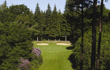 Parcours du golf Golf du Champ de Bataille