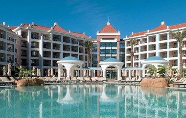 Golf stay at the Hilton Vilamoura 5*
