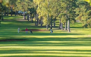 Golfplatz Dijon Bourgogne Country Club