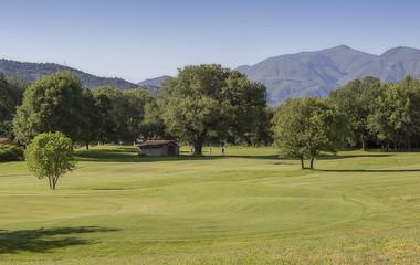 Golf course UGOLF Digne les bains