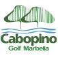 Logo Cabopino Golf  Marbella