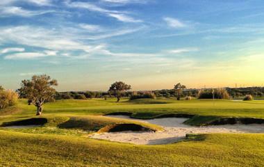 Parcours du golf Villanueva Golf