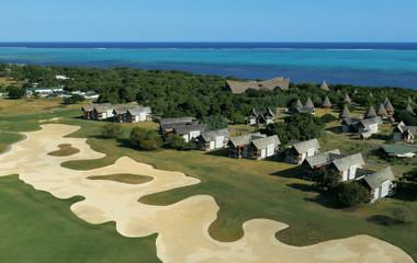 Parcours du golf UGOLF Domaine de Déva