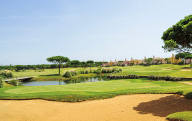 Golf course Sancti Petri Hills Golf