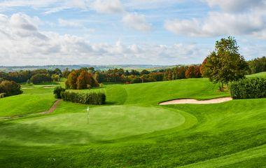 Parcours du golf Aa Saint-Omer Golf Club