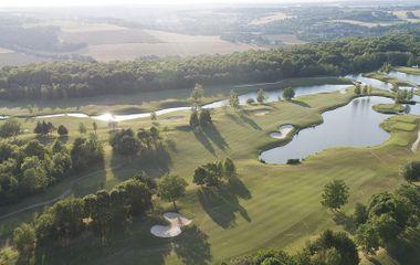Parcours du golf Crécy golf Club