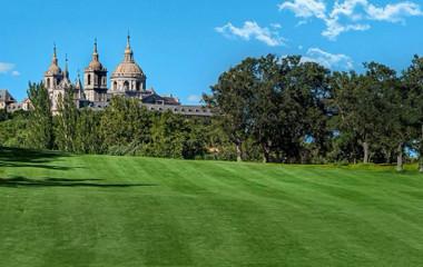 Golf course Real Club de Golf La Herrería
