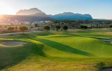 Parcours du golf Meliá Villaitana Golf Club
