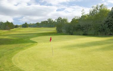 Parcours du golf Golf de Deauville Saint-Gatien
