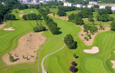 Parcours du golf UGOLF Nantes Carquefou