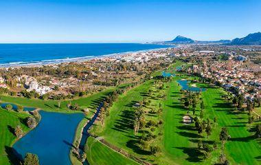 Golfplatz Oliva Nova Golf