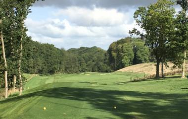 Parcours du golf Golf Normandie Côte d'Albâtre
