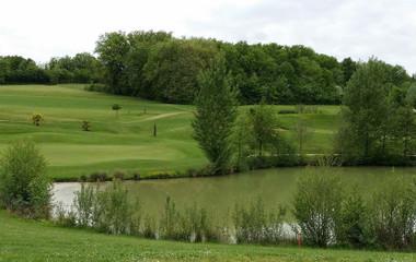 Campo de golf Golf du Château de Barbet