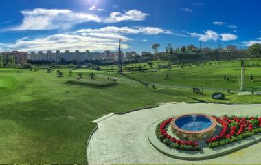 Golf course Miguel Ángel Jiménez Golf Academy