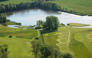 Golfplatz Golf de Troyes l'Ermitage