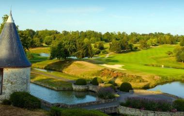 Parcours du golf UGOLF Château de Cély