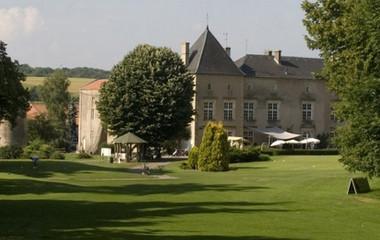 Golf course UGOLF Château de Metz-Chérisey