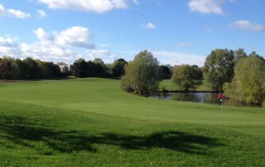 Parcours du golf Gaïa Concept Gonesse