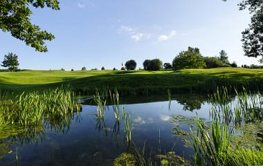 Campo de golf Golf de Lalargue